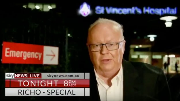 Sky News: Richo Special - Streets of Ice Adele House Drug & Alcohol Rehabilitation Central Coast